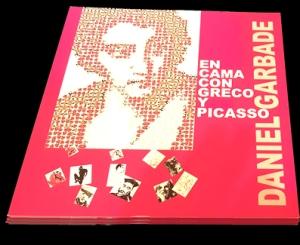buch,book,libro,Garbade,Ann bateson,Miguel Angel,Martin de Blas, En Cama con,Picasso,El Greco,Consorcio,Embajada